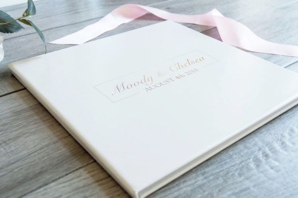 WEDDING GUESTBOOK, PHOTOBOOK